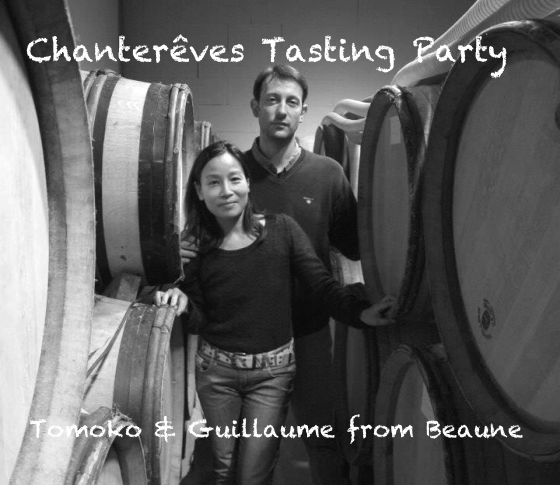 Chantereves Tasting Party
