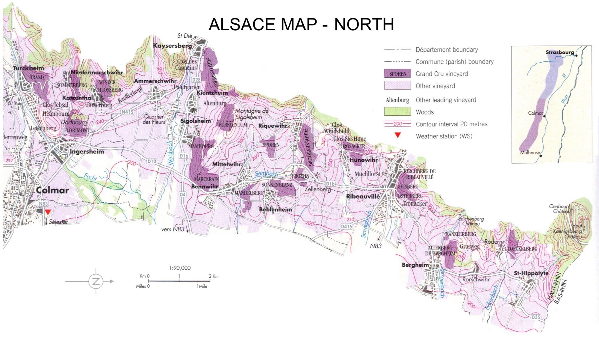 5517 GERARD SCHUELLER ALSACE PINOT GRIS RESERVE 2012 750ml